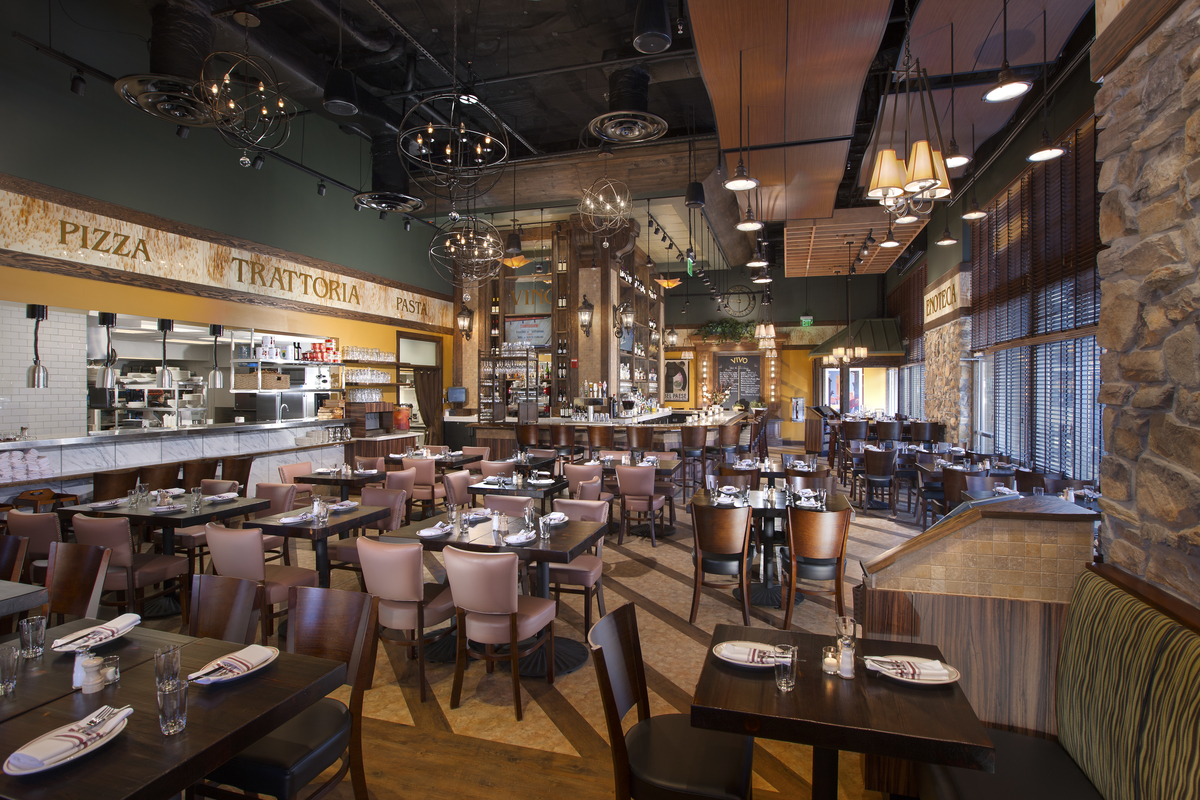 Vivo Italian Kitchen Wine Bar Dineriteseating