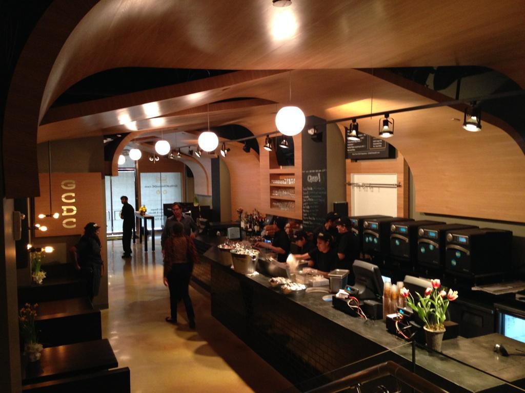 Restaurants Italian Near Me: GCDC Grilled Cheese Bar - Washington, DC